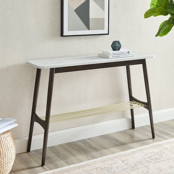 Carson Carrington Tapered Leg Entry Table. Opens flyout.