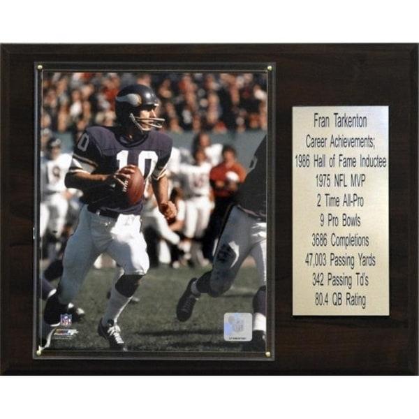 Shop C   I Collectables NFL Fran Tarkenton Minnesota Vikings Career ... 2d48fcccb