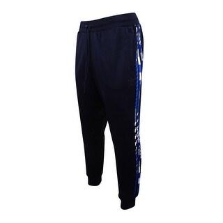 Adidas Men's Originals Track Pants (2XL, Navy Blue)