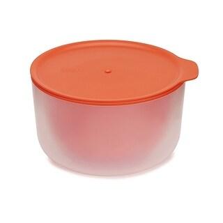 Joseph Joseph M-Cuisine Cool Touch Microwave Large Bowl, 2.1 quart, Orange