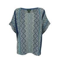 Ralph Lauren Women's Poncho - Blue