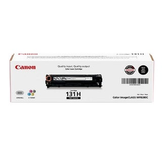 Canon CRG131 Original Toner Cartridge - Black Toner Cartridge
