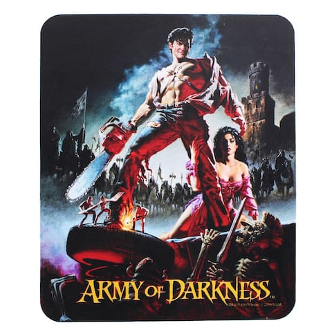 Army of Darkness Mouse Pad (Horror Block Exclusive) - Multi