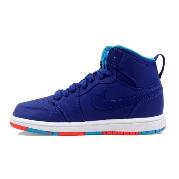 hot sale online 66f8d 6e267 Shop Nike Air Jordan 1 Retro High BP Deep Royal Blue/Blue ...