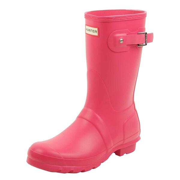 26290fd8a Shop Hunter Women's Original Short Rain Boot - Free Shipping Today ...