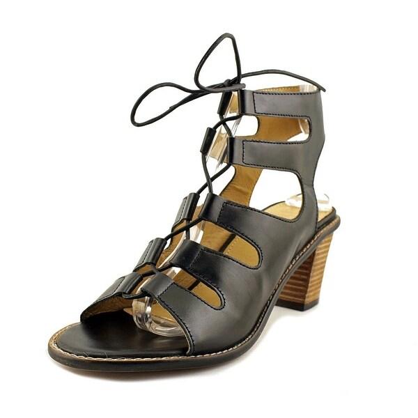MTNG Cavala Women Black Sandals