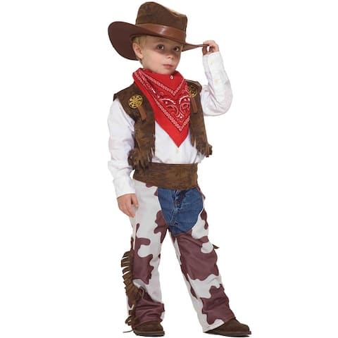 Forum Novelties Cowboy Kid Toddler Costume
