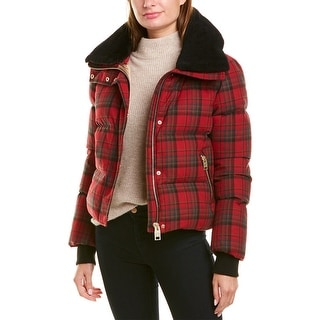 Link to Series By Nicole Benisti Briarwood Down Bomber Jacket Similar Items in Women's Outerwear