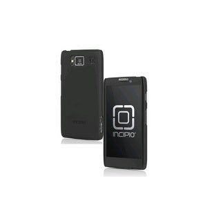 Incipio - Feather Case for Motorola Droid RAZR MAXX HD XT916 - Black