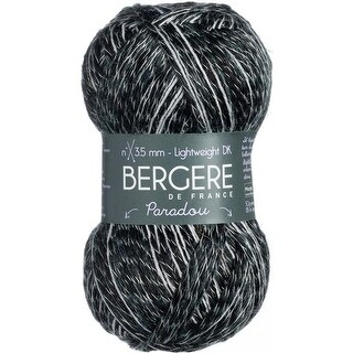 Bergere De France PARADOU-43177 Paradou Yarn - Noir