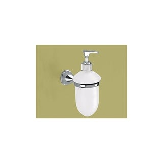 Nameeks GE80  Gedy Collection Wall Mounted Soap Dispenser - Polished Chrome