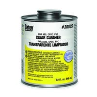 Oatey 30805 All-Purpose Cleaner, 32 Oz, Clear