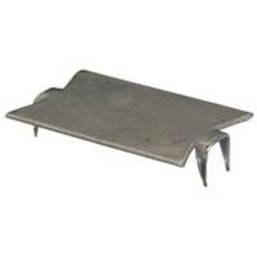 Halex 62899 Nail Plate, 1-1/2X2-1/2