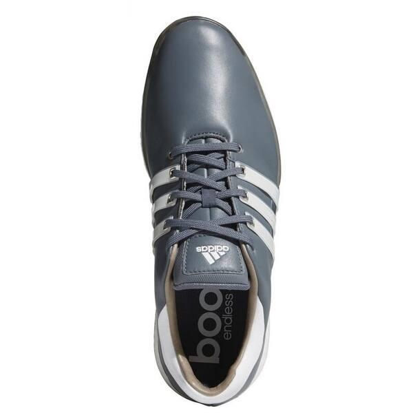 Shop New Men S Adidas Tour 360 Boost 2 0 Golf Shoes Onix Cloud White Core Black F33627 Overstock 28632530