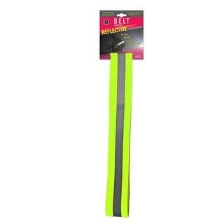 ArtCraft 92200-XSP Reflective Safety Belt, Pink, Extra Small