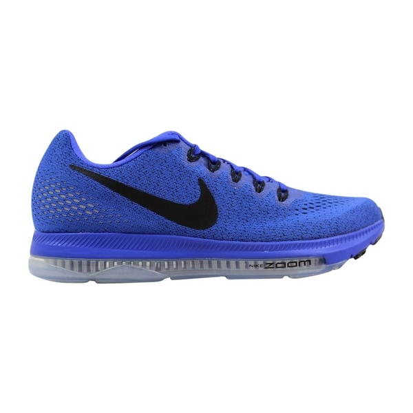 Shop Nike Men s Zoom All Out Low Paramount Blue Black-Black 878670 ... a9e064c48