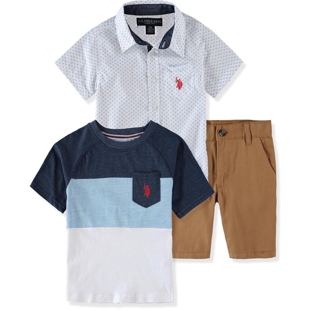 Boys Short U.S Polo Assn