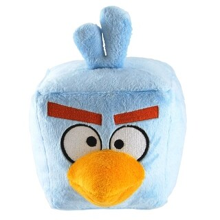 """Angry Birds 16"""" Ice Space Bird Plush Officially Licensed - multi"""