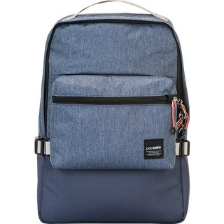 Pacsafe Slingsafe LX350 - Denim Anti-theft 2-in-1 Compact Backpack