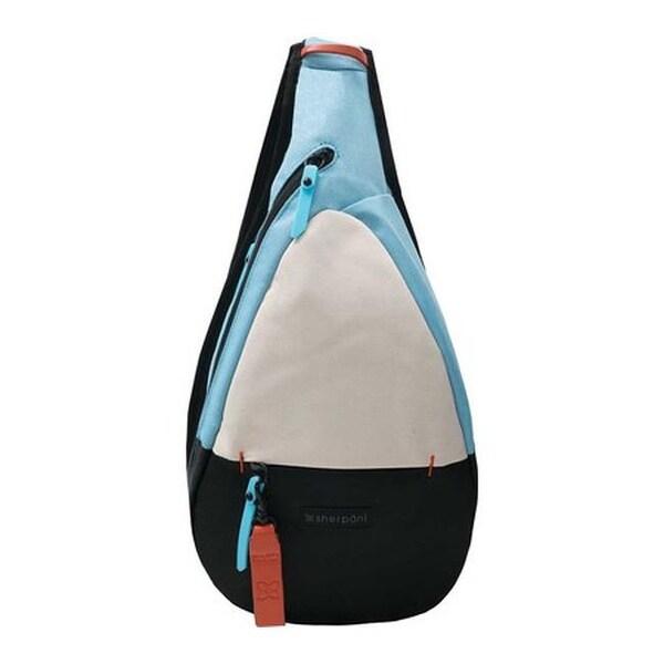 Shop Sherpani Women s Esprit Sling Backpack Clear Skies - US Women s ... 6a4349f733