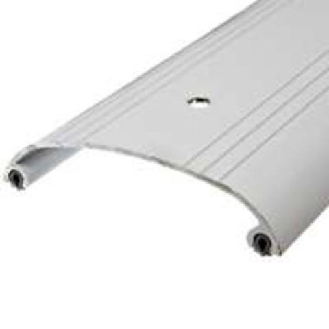 "Frost King ST42/36H Threshold Saddle, 3-1/2"" x 36"", Silver"