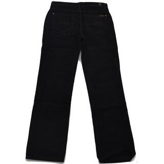 Boys Standard Jeans in Black