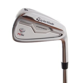 New TaylorMade RSi TP Forged 4-Iron N.S. PRO 950GH R-Flex Steel RH