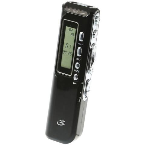 GPX PR047B Digital Voice Recorder