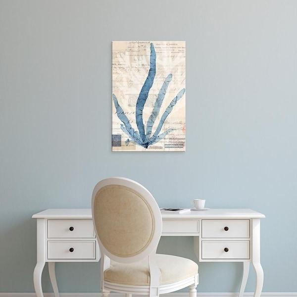 Easy Art Prints Vision Studio's 'Seaweed Arrangement II' Premium Canvas Art