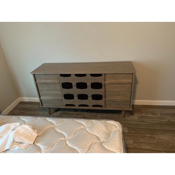 Shop Carson Carrington Vanda 7 Drawer Malaysia Rubber Wood Dresser
