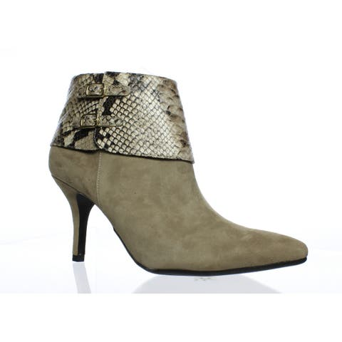 VANELi Womens Kandee Brown Fashion Boots Size 8