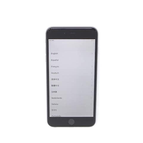 Apple iPhone 6 Plus, GSM Unlocked, 64GB - Space Gray - Black