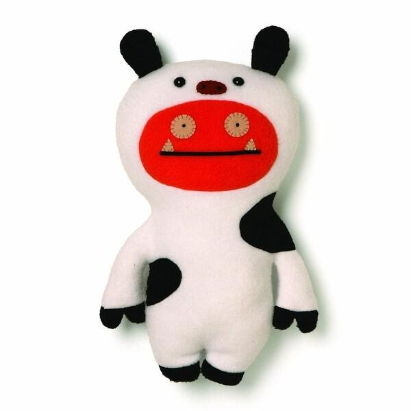 "Ugly Dolls Animals 11"" Plush: Wage Cow - multi"