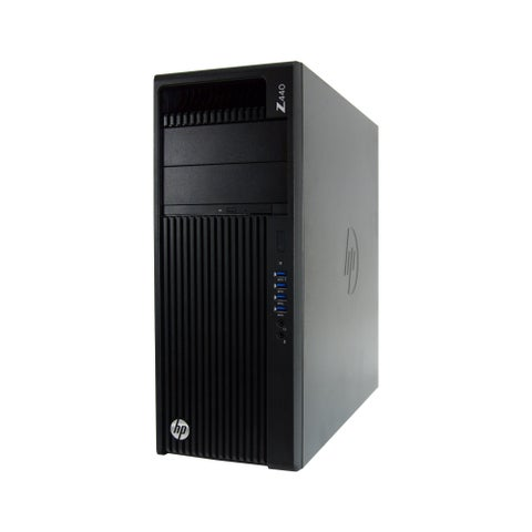 HP Z440 Intel Xeon E5-1620 V3 3.5GHz 32GB RAM 256GB SSD DVD-RW Win 10 Pro Workstation PC (Refurbished)