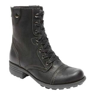 3ba749671 Quick View.  81.86. See Price in Cart. Rockport Women s Cobb Hill Bethany Boot  Black Full Grain Leather