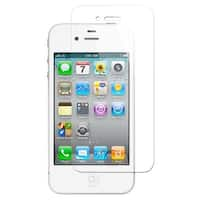 Premium Tempered Glass for Samsung Apple iPhone 4 - CLEAR