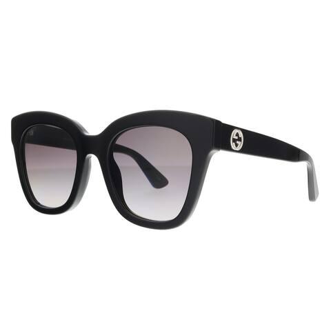 Gucci GG0029S-001 Havana Cateye Sunglasses - 50-22-140
