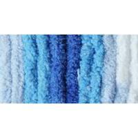 Waterslide Variegated - Bernat Blanket Brights Yarn