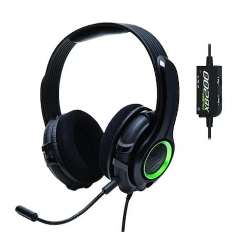 Cruiser XB200 Stereo Gaming Headset with Detachable Boom Mic for XBOX ONE & 360 - OG-AUD63077 Syba