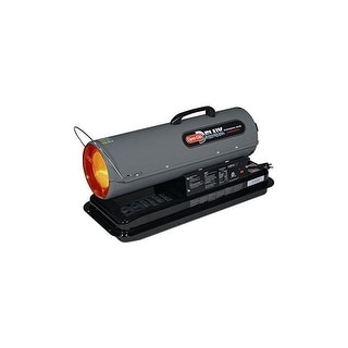 Dyna-Glo Delux KFA50DGD 50000 BTU Kerosene Forced Air Heater - grey