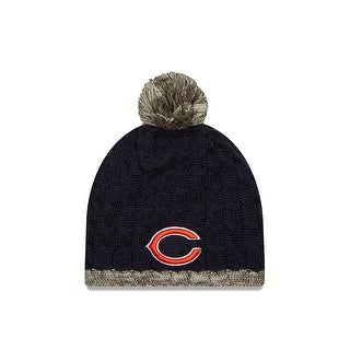 New Era Chicago Bears 2015 Women's Knit Hat