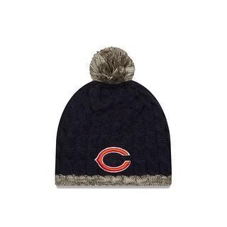 New Era Chicago Bears Women's Knit Hat