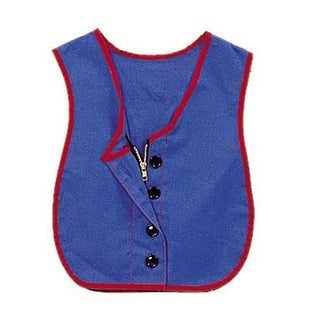 Childrens Factory CF-361319 Manual Dexterity Button Zipper Vest