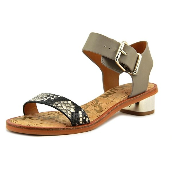 3784cbd588eae4 Shop Sam Edelman Trixie Women Putty Sandals - Free Shipping Today ...