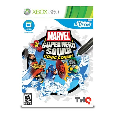 uDraw Marvel Super Hero Squad: Comic Combat (Xbox 360)