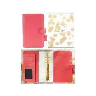Webster's Pgs CC Planner A5 Boxed Light Pink