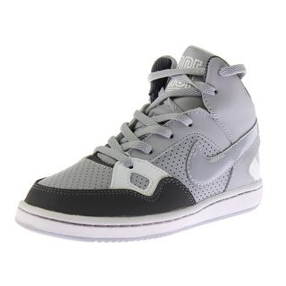 Nike Preschool Son Of Force Toddler Boys Hi-Top Fashion Sneakers