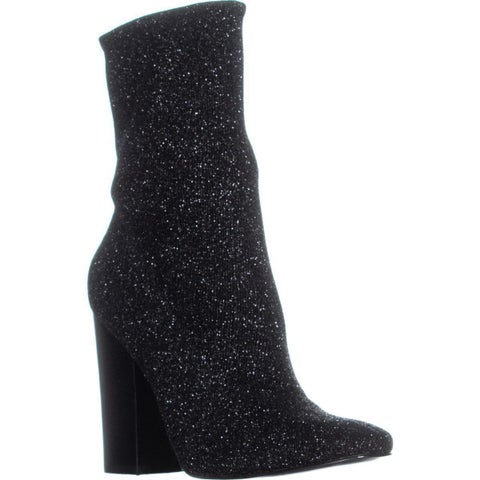 KENDALL + KYLIE Hailey Ankle Boots, Black Multi