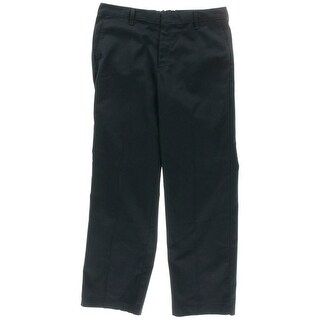 Dickies Boys Twill Wrinkle Resistant Straight Leg Pants - 20