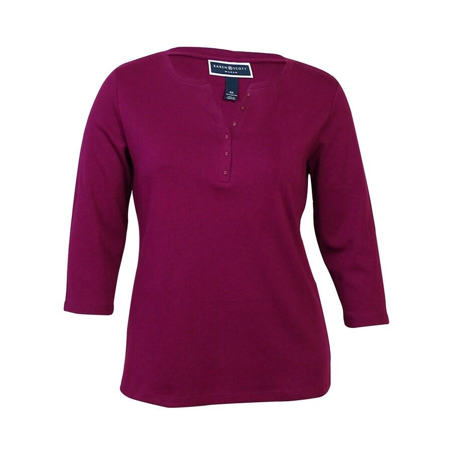 23d5ab033d2a9 Karen Scott Women s Clothing